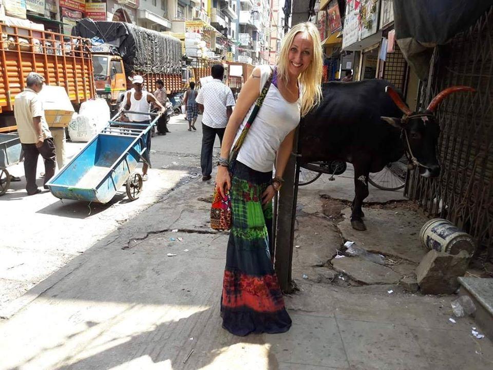 Elizabeth Sunday intervista nomade digitale