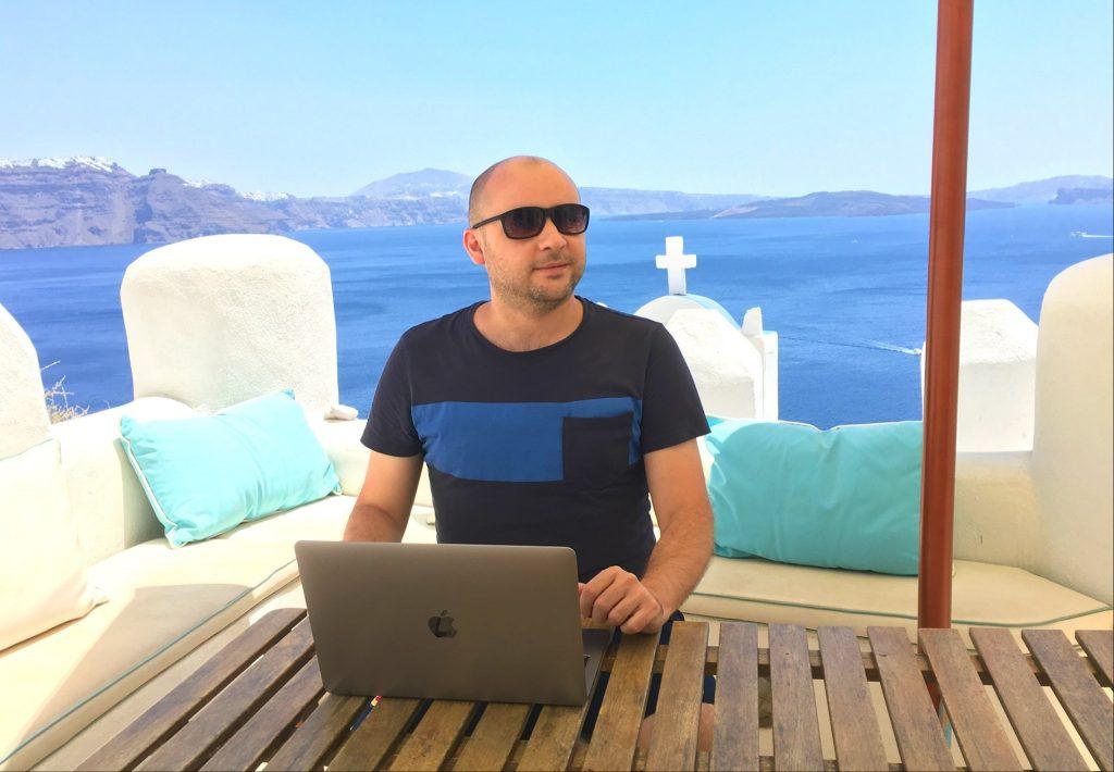 Gianluca Orlandi: blogger e nomade digitale