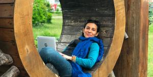 Alessandra Nitti: scrittrice ed insegnante di italiano online