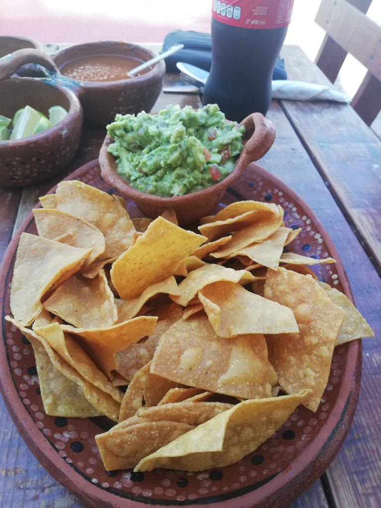 Cibo messicano nella guida per viaggiare in Messico per Nomadi Digitali