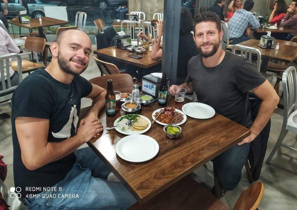 Filippo Malvezzi e Sebastiano Bresolin