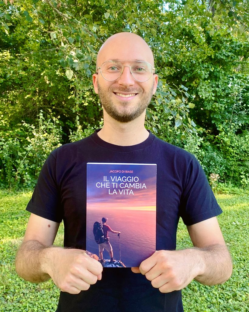 Jacopo Di Biase: scrittore e nomade digitale italiano